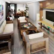 10 sai lầm trong cách sắp xếp nội thất phòng khách nên tránh